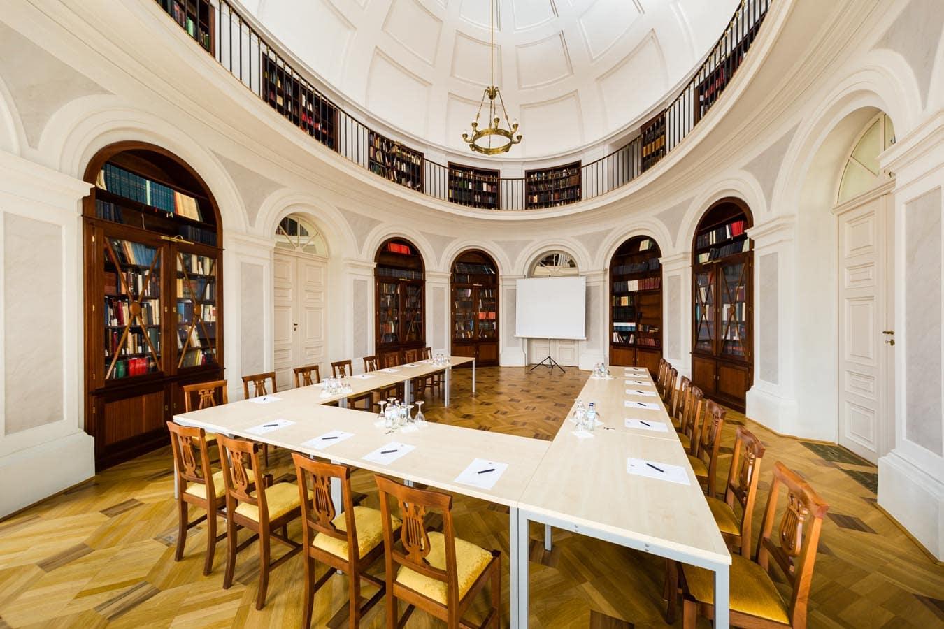 Pálfalvi Addiktológiai Centrum - könyvtárterem